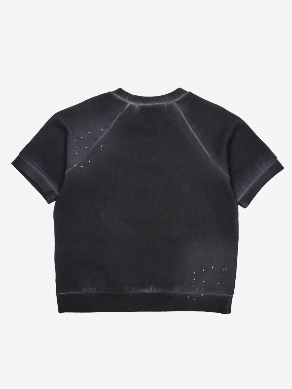 Maglia Diesel: Maglia bambino Diesel nero 2