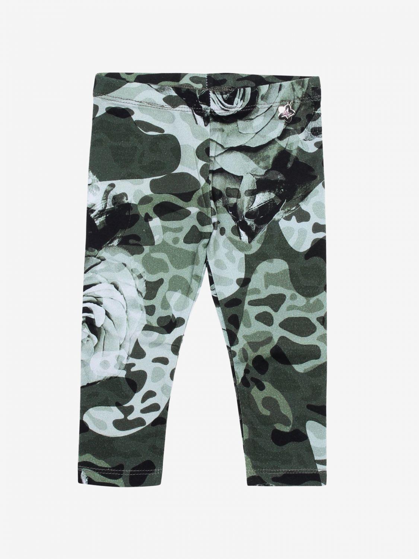 Pantalone Diesel: Pantalone bambino Diesel verde 1