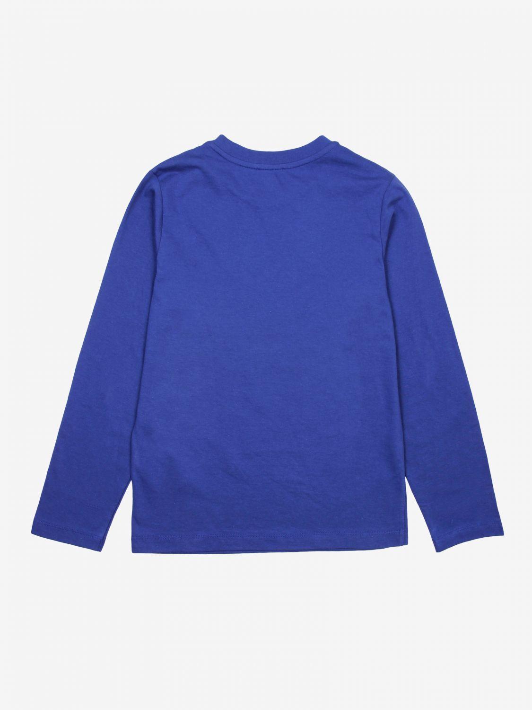 T-shirt Diesel: T-shirt bambino Diesel blue 2