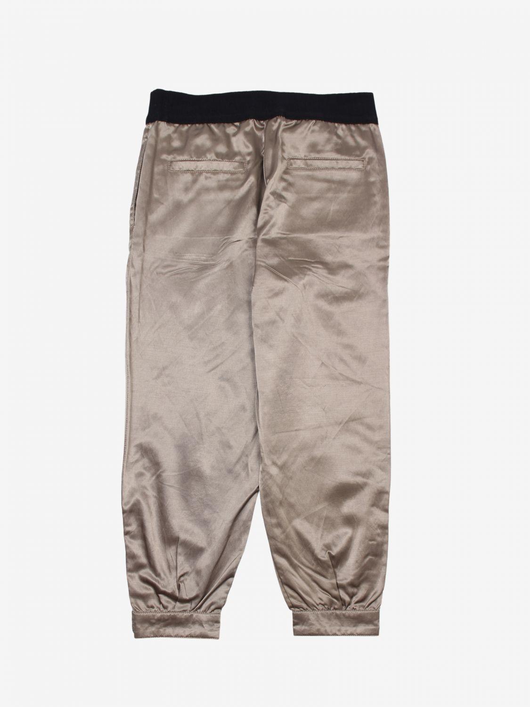 Pantalone Diesel: Pantalone bambino Diesel grigio 2