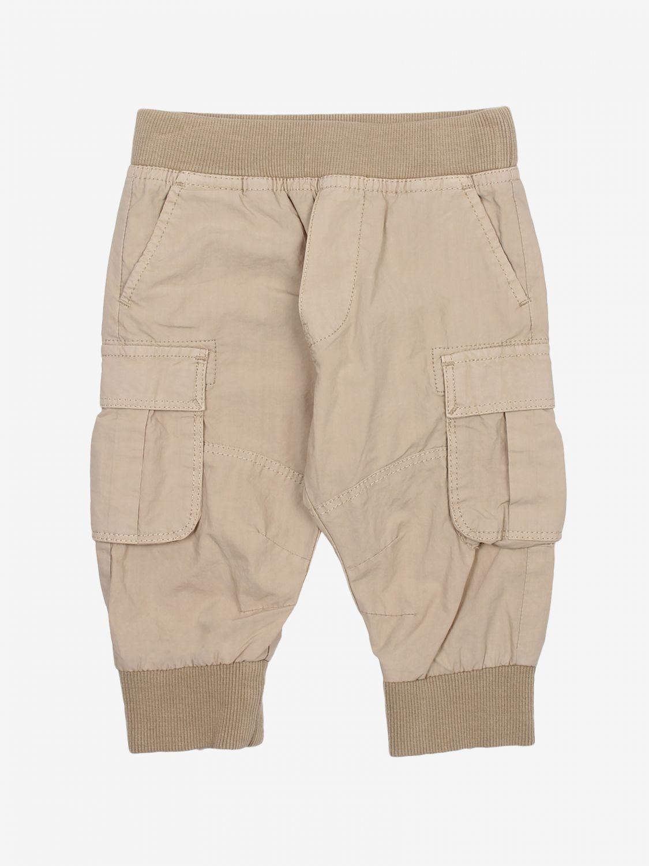 Pantalone Diesel: Pantalone bambino Diesel marrone 1