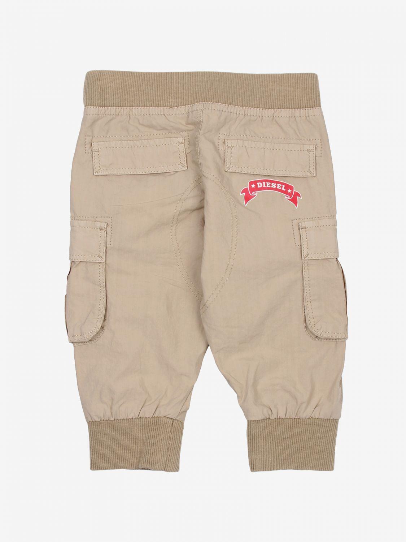 Pantalone Diesel: Pantalone bambino Diesel marrone 2