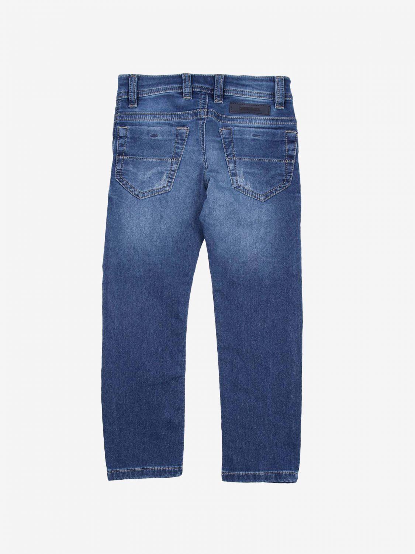 Pantalone Diesel: Pantalone bambino Diesel denim 2