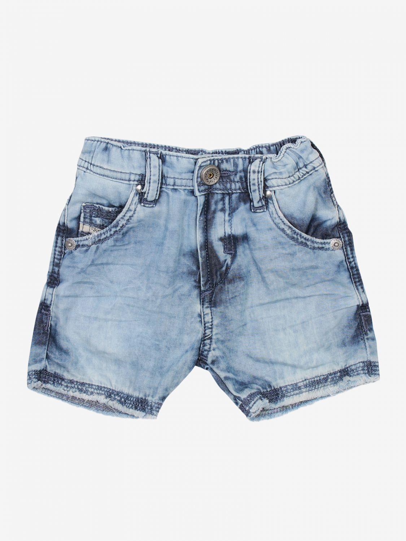 Pantaloncini Diesel: Pantaloncini bambino Diesel denim 1
