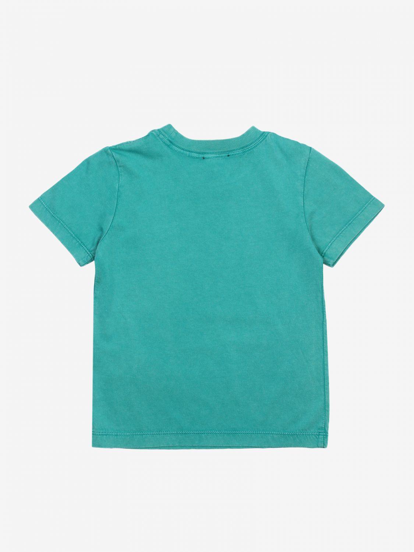 T-shirt Diesel: T-shirt bambino Diesel azzurro 2