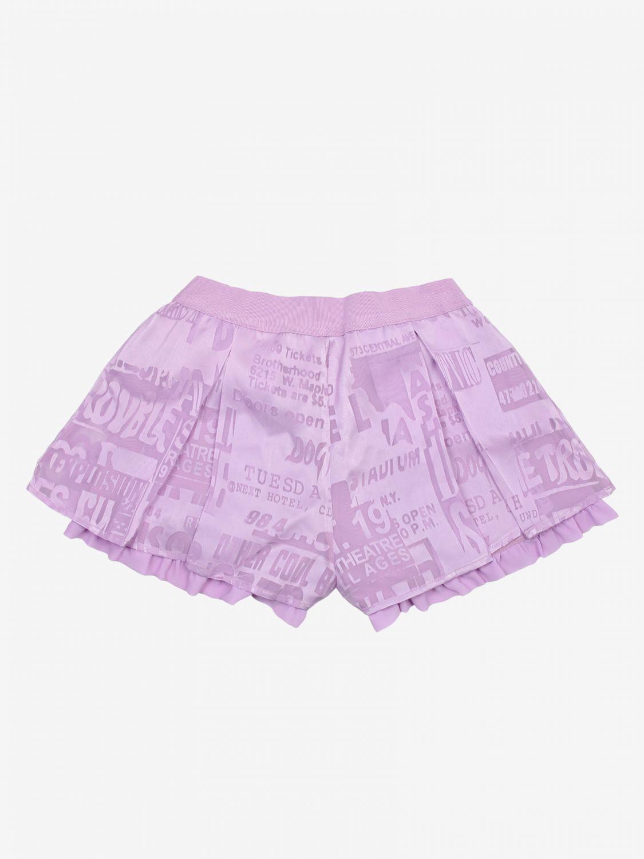 Pantaloncino Diesel: Pantaloncino bambino Diesel lilla 2