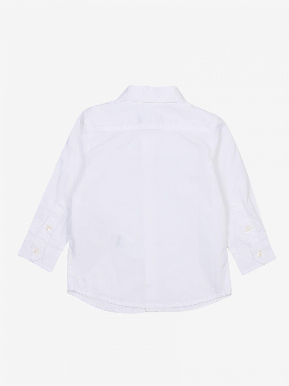 Camicia Diesel: Camicia bambino Diesel bianco 2