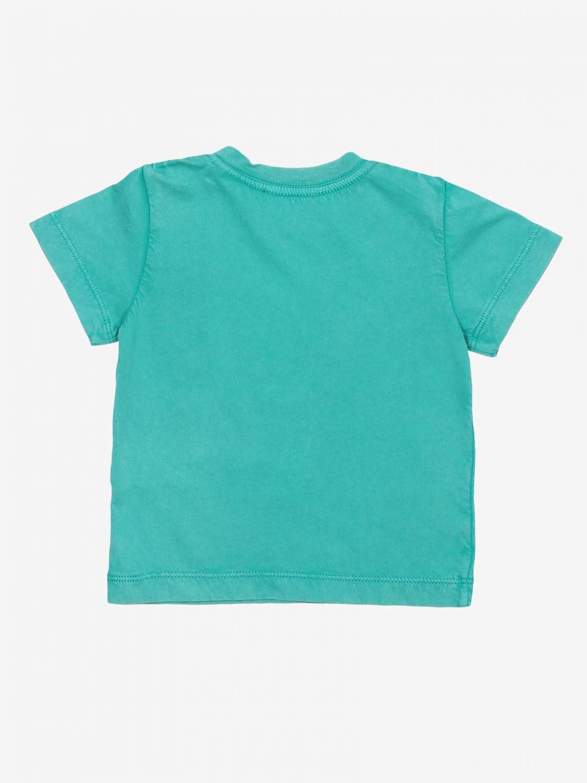 T-shirt Diesel: T-shirt bambino Diesel verde 2
