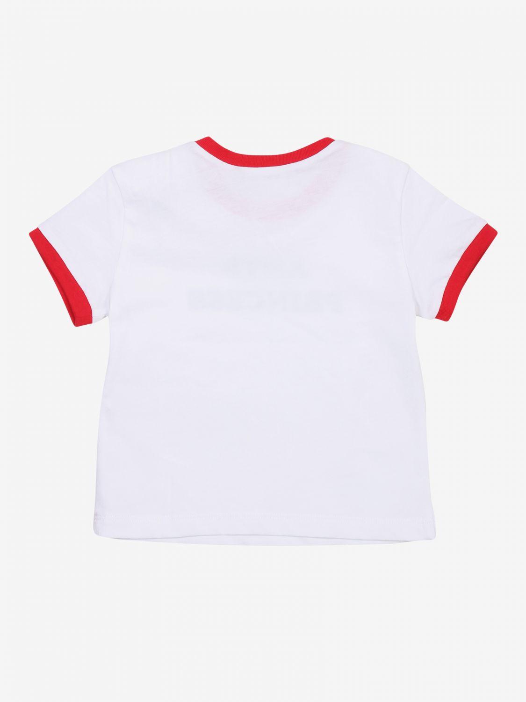 T-shirt Diesel: T-shirt bambino Diesel bianco 2
