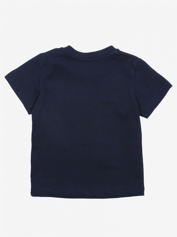 T-shirt bambino Diesel blue 2