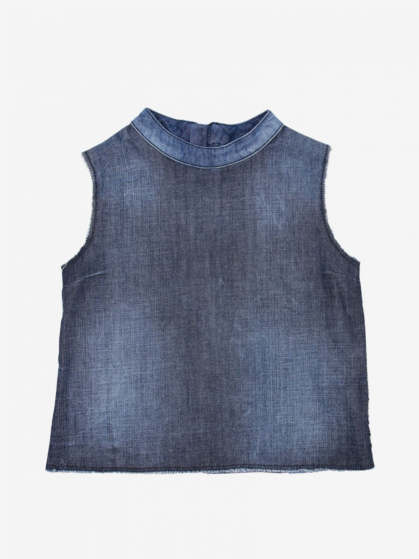 Camicia Diesel: Camicia bambino Diesel denim 1