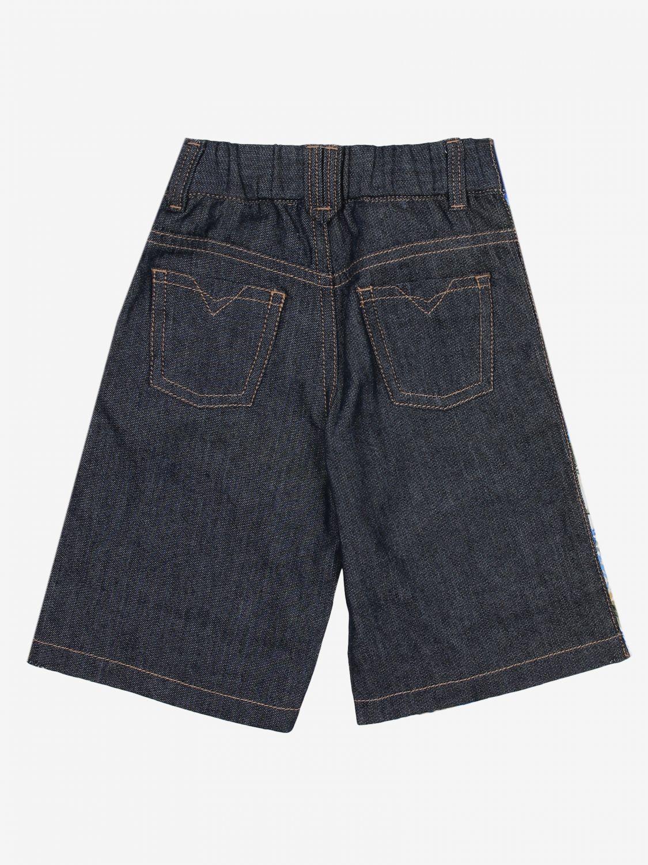 Pantaloncini Diesel: Pantaloncini bambino Diesel ecru 2