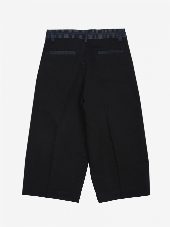 Pantalone Diesel: Pantalone bambino Diesel nero 2
