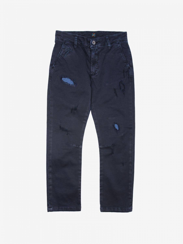 Pantalone bambino Manuel Ritz blue 1