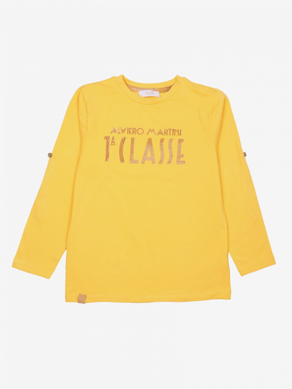 T恤 Alviero Martini: T恤 儿童 Alviero Martini 黄色 1