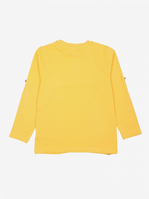T恤 Alviero Martini: T恤 儿童 Alviero Martini 黄色 2
