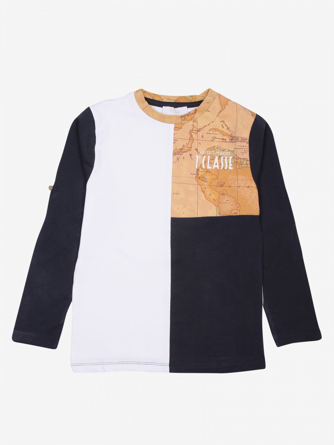 T-shirt Alviero Martini: T-shirt kids Alviero Martini white 1