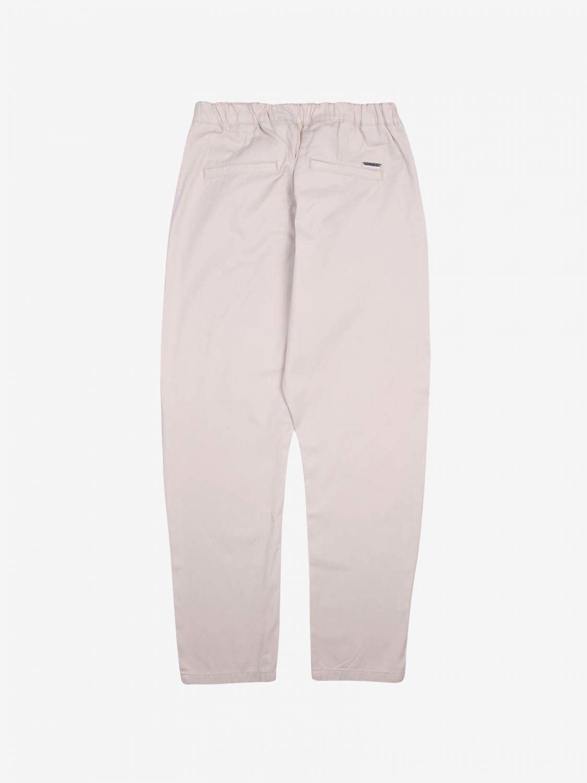 Pantalón niños Fred Mello beige 2