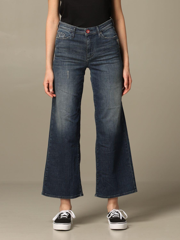 牛仔裤 女士 Armani Exchange 牛仔布 1