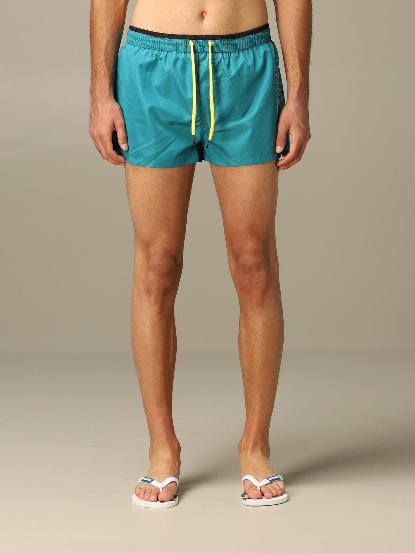 Swimsuit Diesel: Swimsuit men Diesel gnawed blue 1