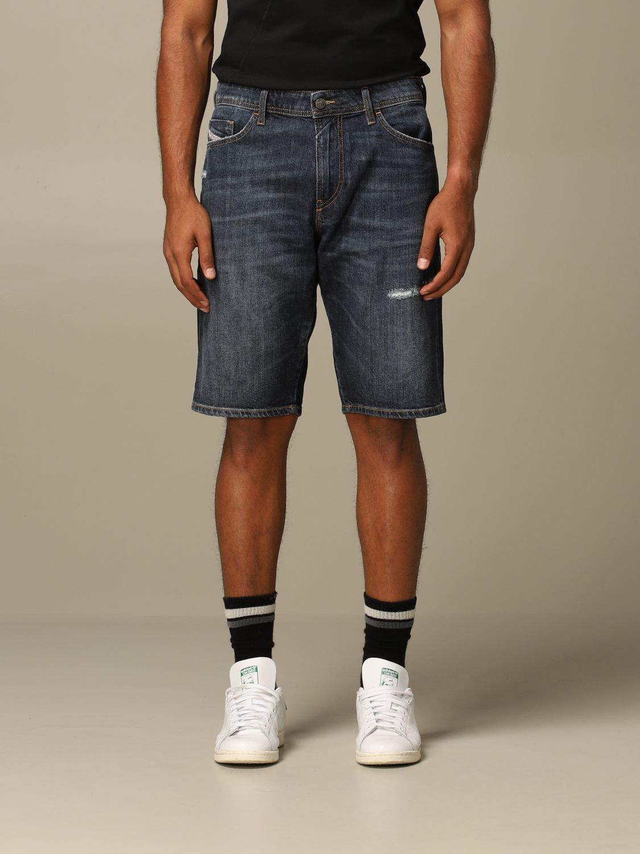 Short Diesel: Bermuda shorts men Diesel denim 1