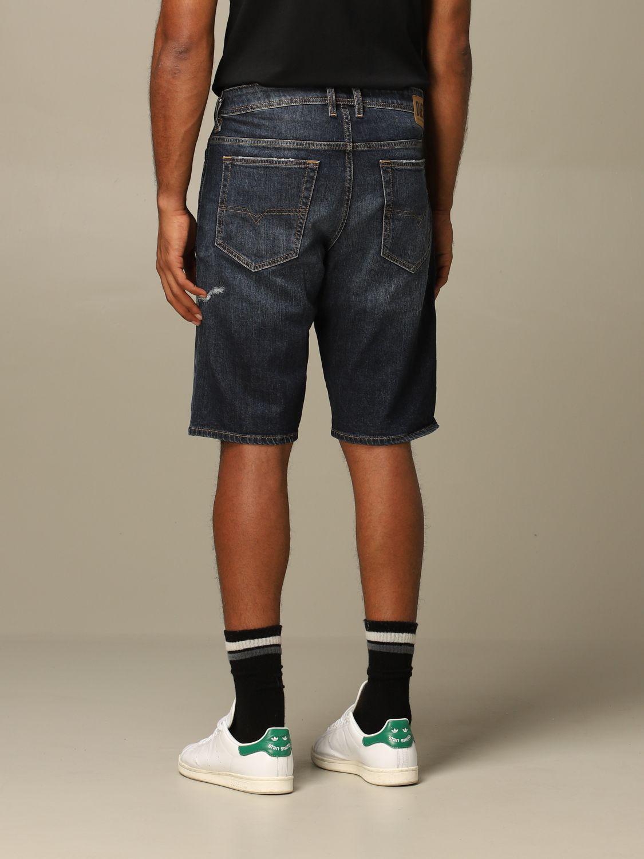 Short Diesel: Bermuda shorts men Diesel denim 2