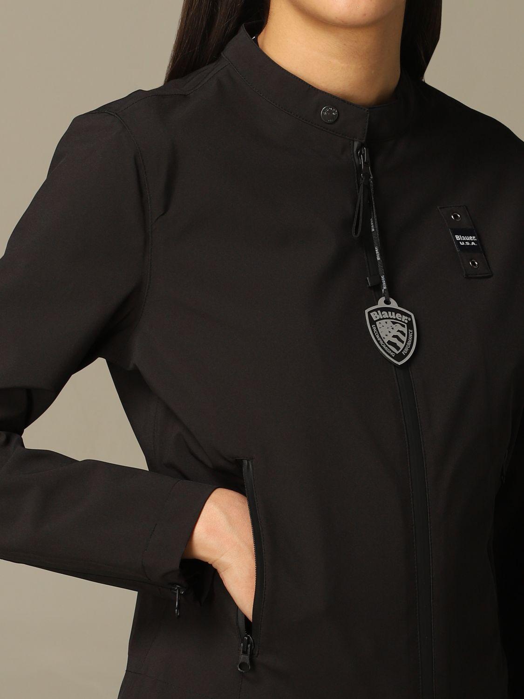Jacket Blauer: Coat women Blauer black 3
