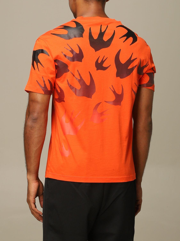 Pullover Mcq Mcqueen: Pullover herren Mcq Mcqueen orange 2