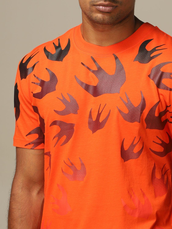 Pullover Mcq Mcqueen: Pullover herren Mcq Mcqueen orange 3