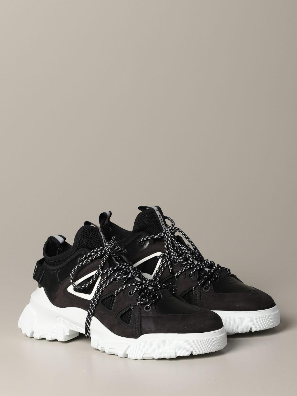 Sneakers Mcq Mcqueen: Shoes men Mcq Mcqueen black 1 2
