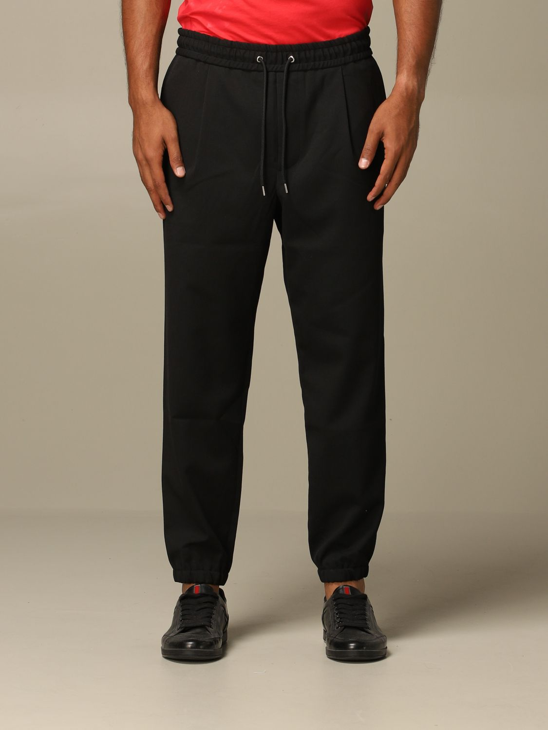 Pants Mcq Mcqueen: Mcq Mcqueen jogging trousers black 1