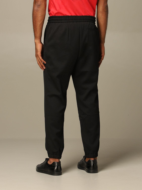 裤子 Mcq Mcqueen: 裤子 男士 Mcq Mcqueen 黑色 2