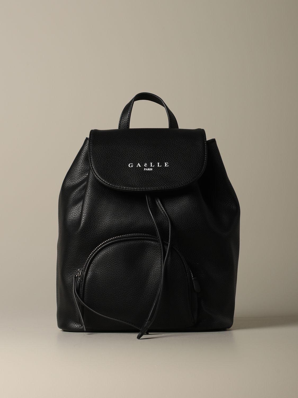 Backpack Gaelle Bonheur: Backpack women Gaelle Bonheur black 1