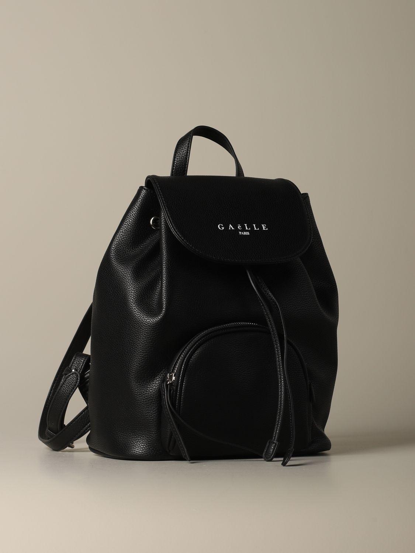 Backpack Gaelle Bonheur: Backpack women Gaelle Bonheur black 3