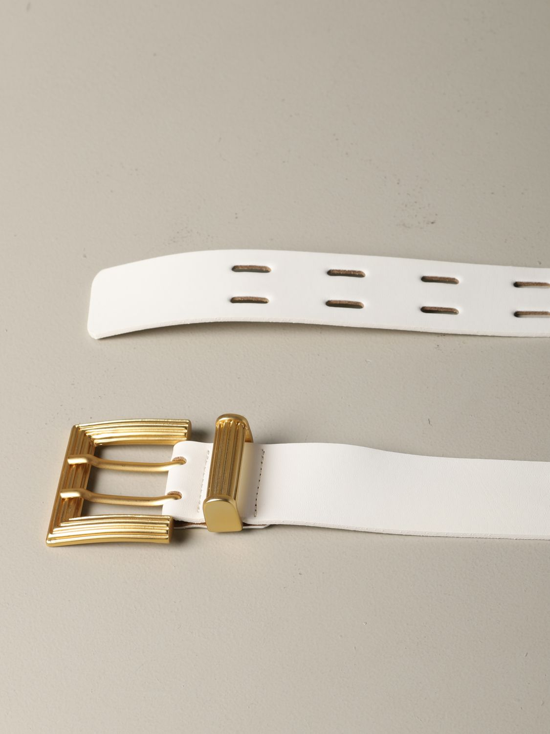 Belt women Manila Grace white 2