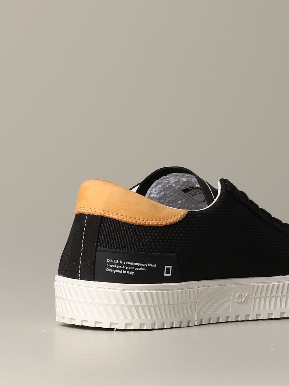 Sneakers D.a.t.e.: Shoes men D.a.t.e. black 3