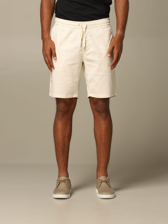 Short Sun 68: Bermuda shorts men Sun 68 white 1