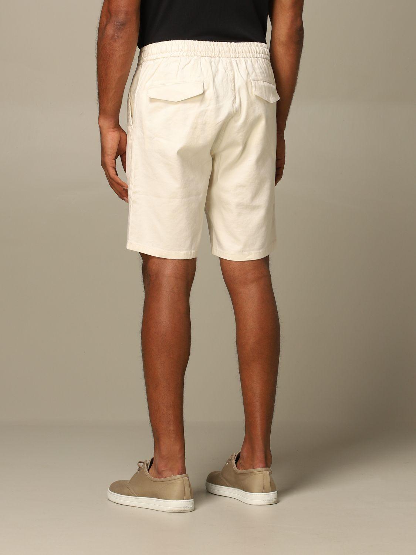 Short Sun 68: Bermuda shorts men Sun 68 white 2