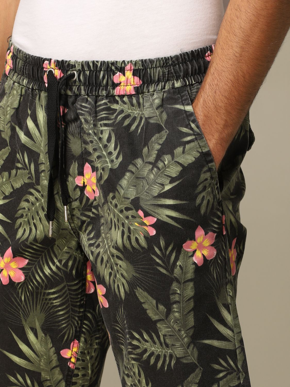 Short Sun 68: Bermuda shorts men Sun 68 black 3