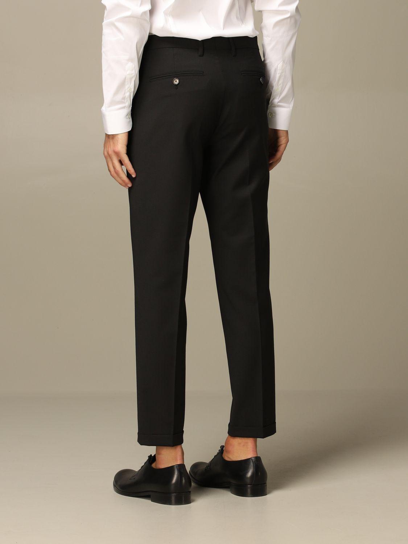 Pants Patrizia Pepe: Patrizia Pepe trousers with regular waist black 2