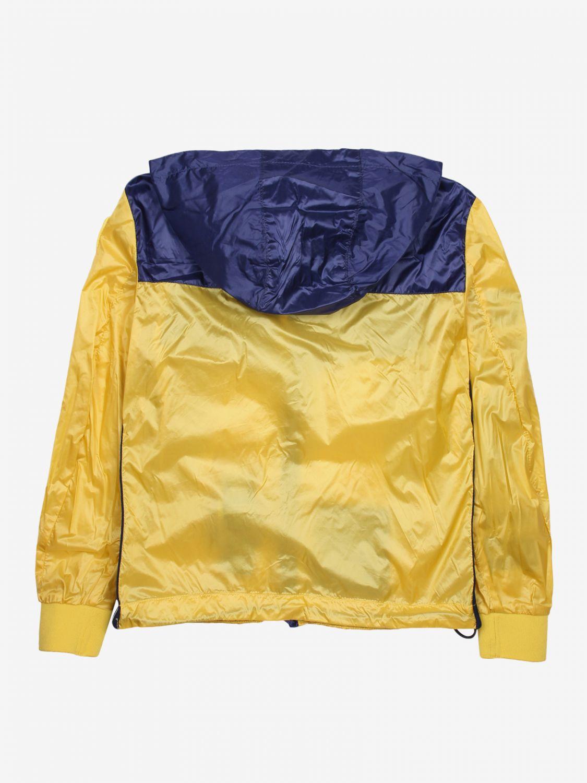 外套 Blauer: Blauer 连帽尼龙外套 黄色 2