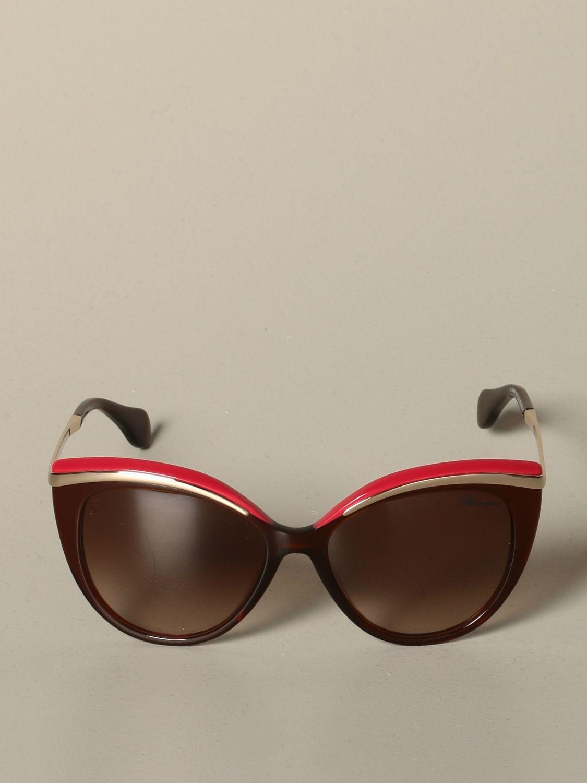 Glasses Blumarine: Glasses women Blumarine brown 2