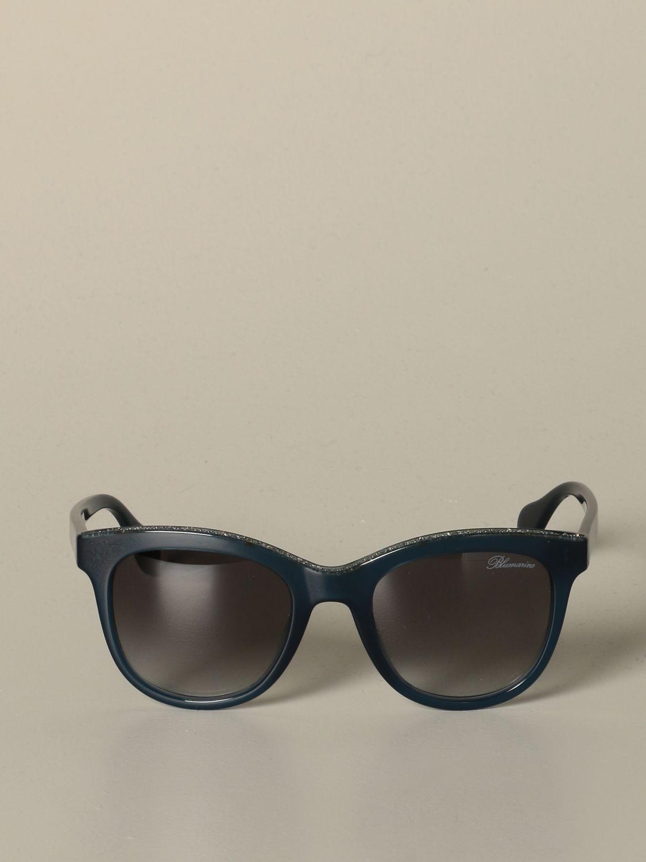 Glasses Blumarine: Glasses women Blumarine blue 2
