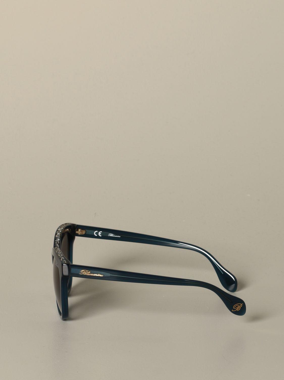 Glasses Blumarine: Glasses women Blumarine blue 3