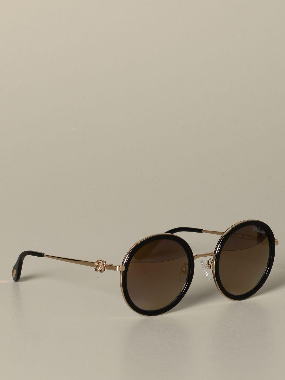 Glasses Blumarine: Glasses women Blumarine gold 1