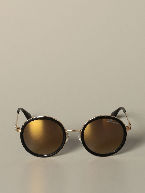 Glasses Blumarine: Glasses women Blumarine gold 2