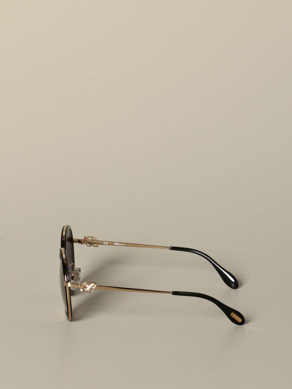 Glasses Blumarine: Glasses women Blumarine gold 3