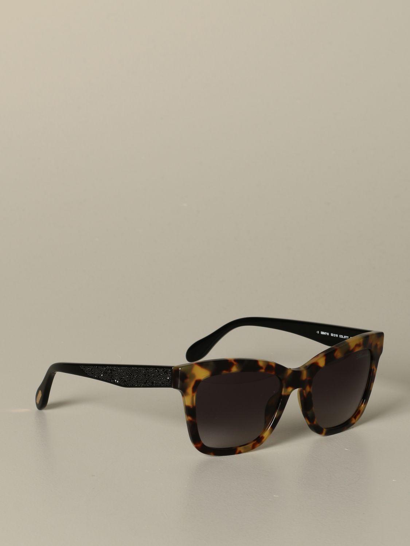 Glasses Blumarine: Glasses women Blumarine brown 1