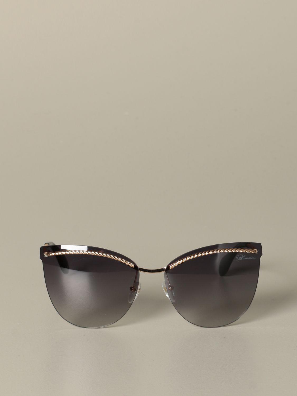 Glasses Blumarine: Glasses women Blumarine smoke grey 2
