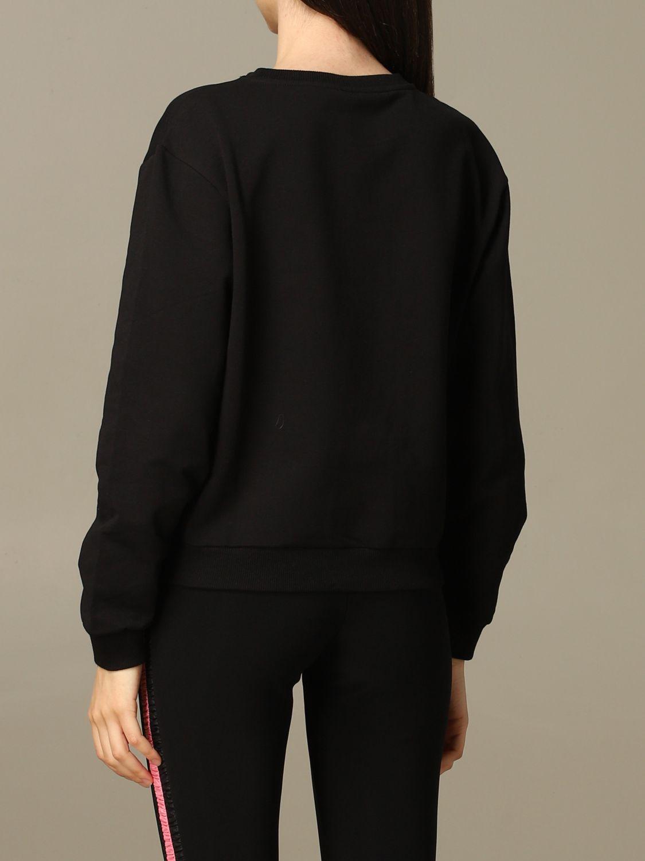 Sweatshirt women Boutique Moschino black 2